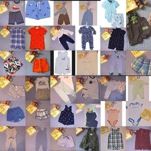 Other - Various size baby clothes